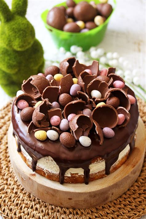 10 delicious and cute looking diy easter cakes shelterness