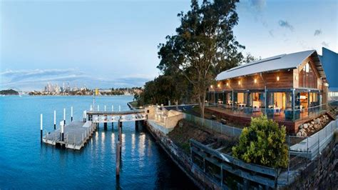 wedding photo locations sydney harbour moira hughes deckhouse on the woolwich dock foreshore