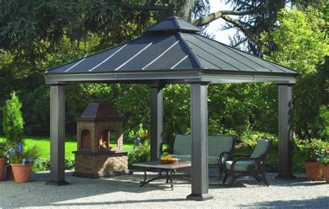 gazebo roof replacement 25 best ideas of gazebo with roof replacement
