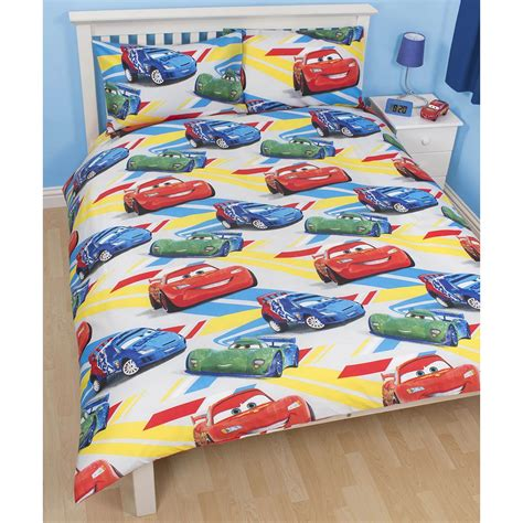 Disney Cars Quilt Cover by Disney Cars Duvet Covers Single And Bedding
