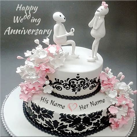 Marriage Cake Images by 40 Hd Happy Wedding Anniversary Images Pictures Photos
