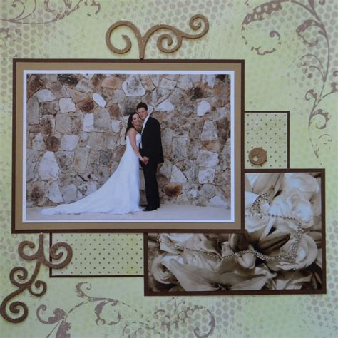 Wedding Album Scrapbook Layouts by 17 Images About Wedding Scrapbooking Layouts On