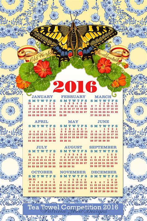 calendar design contest patternpatisserie happy new year and may i please ask