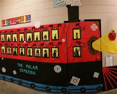 Polar Express Decorations by 13 Best Classroom Polar Express Images On