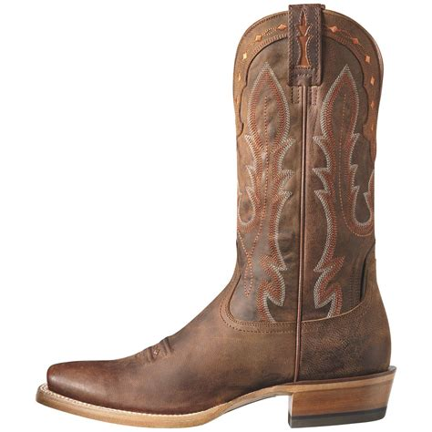 mens western boot ariat mens hotwire ebay