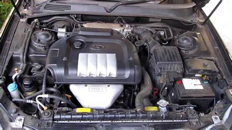 small engine maintenance and repair 2003 hyundai sonata parental controls 2002 hyundai sonata 2 4l startup and rev youtube