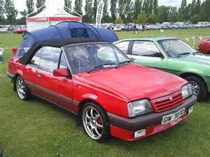 Vauxhall Cavalier Convertible Vauxhall Cavalier Convertible Photos And Comments Www Picautos