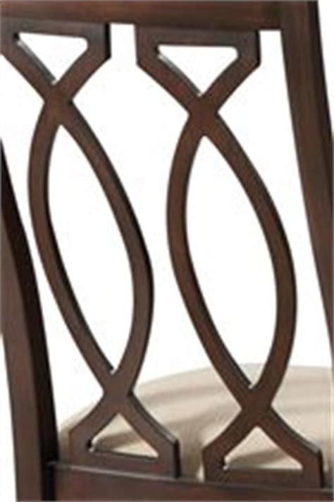 intrigue transitional round glass top table chairs a r t furniture inc intrigue round glass top dining table