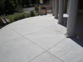 White Concrete Patio stained patio stained concrete decorative stained