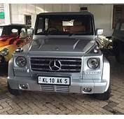 Customised Mahindra Bolero Inspired By Mercedes G55 AMG Is