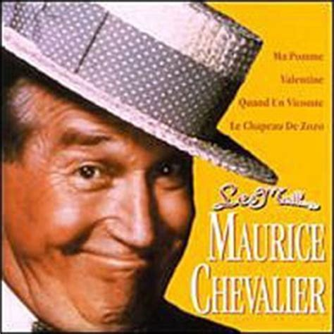 maurice chevalier lyrics maurice chevalier pictures images photos images77