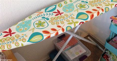Quilted Pin Board by Creative And Functional Diy Quilted Ironing Board Covers