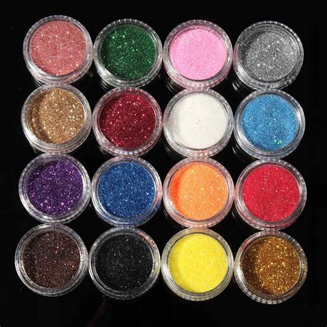 Eyeshadow No Glitter professional 16 mixed colors glitter eyeshadow eye shadow makeup shiny glitter powder