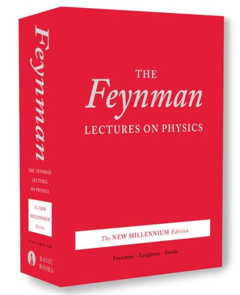 feynman hardcover the feynman lectures on physics boxed set the new
