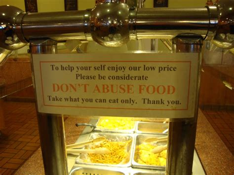 Please Don T Waste The Crappy Food Yelp Panda Garden Buffet Price