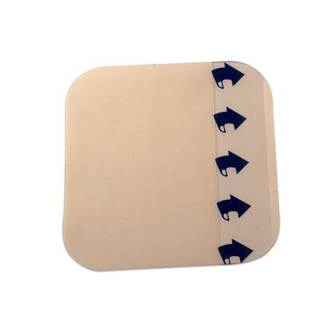 Innomed Hydrocolloid Dressing With Thin Border 10 Cm X 10 Cm 1 dynarex dynaderm hydrocolloid dressing thin