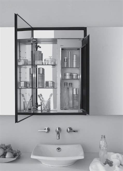 robern shelf robern mirrored cabinet with cold storage