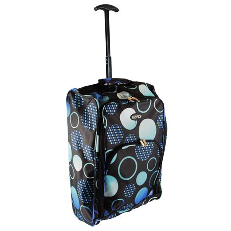 cabin holdall cabin luggage trolley bag small travel flight