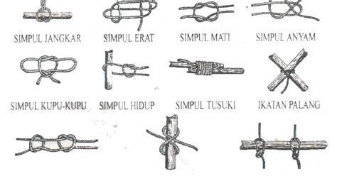 cara membuat yel yel hw perbedaan tali simpul dan ikatan dalam pramuka yel yel