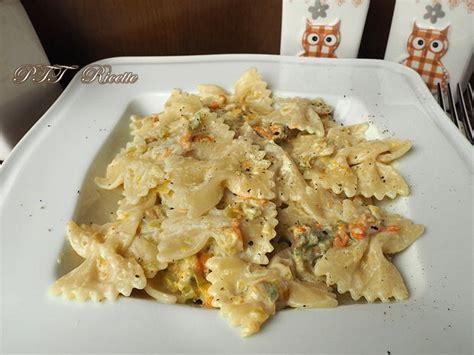 pasta con fiori di zucca e panna pasta ai fiori di zucca e parmigiano ptt ricette