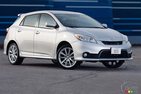 2013 Toyota Matrix Xrs Car Reviews Auto123