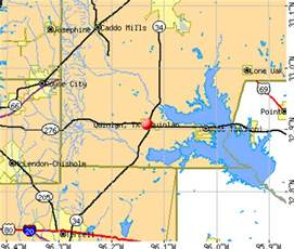 quinlan map quinlan tx 75474 profile population maps real