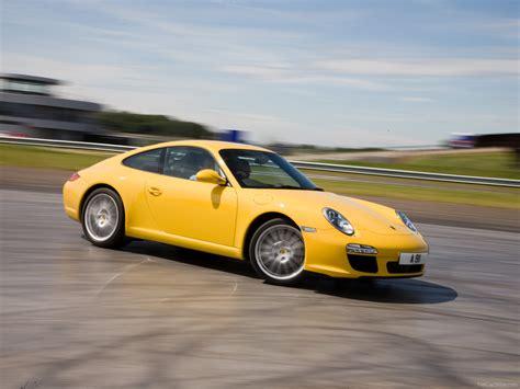 yellow porsche 911 2009 yellow porsche 911 carrera wallpapers