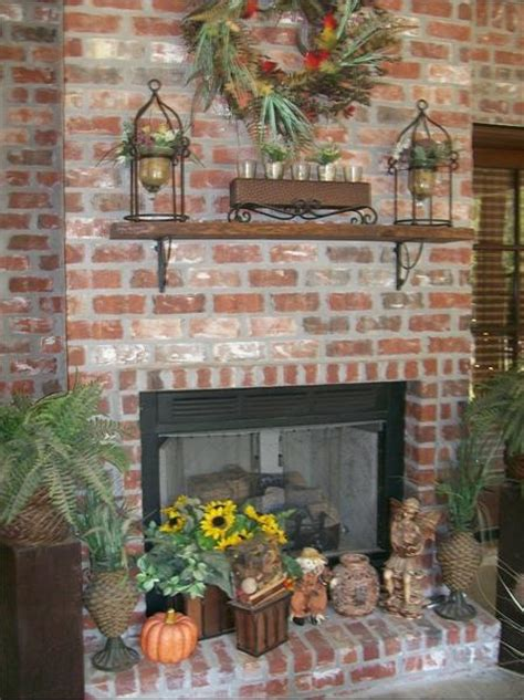 outdoor fireplace mantel outdoor living
