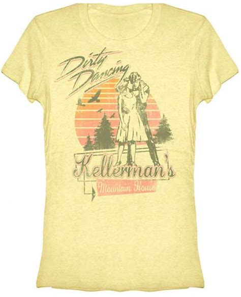 kellermans in dirty dancing kellerman s mountain house dirty dancing womens t shirt