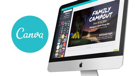 canva online website canva tutorial pcclassesonline