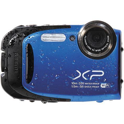 Fujifilm Finepix Xp70 fujifilm finepix xp70 digital blue 16409284 b h photo