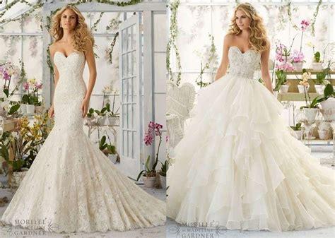 Imagenes De Vestidos De Novia 2016 | vestidos de novia mori lee fotos colecci 243 n 2016 ella hoy