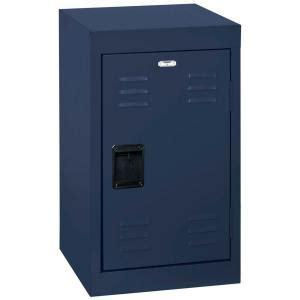 Storage 2 In 1 Multifunction Box Navy Blue 1 Set Isi 2 Ds sandusky 24 in h x 15 in w x 15 in d single tier welded steel storage locker in navy blue