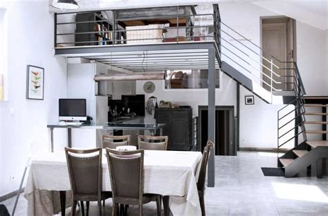 The Mill Interior Design by Paper Mill Converted Into Loft In Anduze