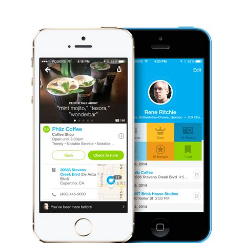 foursquare mobile app foursquare for iphone everything you need to imore