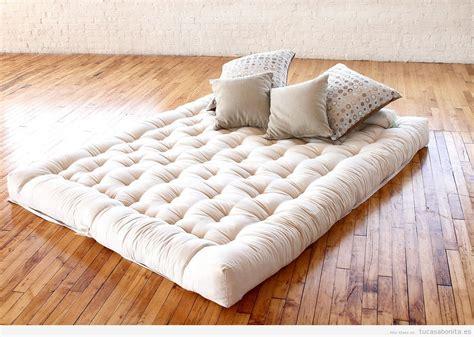 how to put a futon up fut 243 n tu casa bonita ideas para decorar pisos modernos