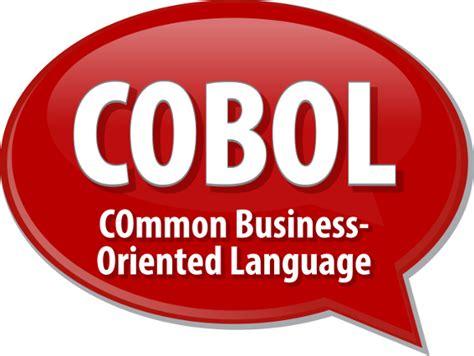 logo language definition hvorfor utdanne flere cobol utviklere i danmark n 229 r det
