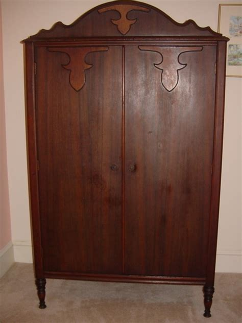 vintage wardrobe armoire antique armoire wardrobe unknown