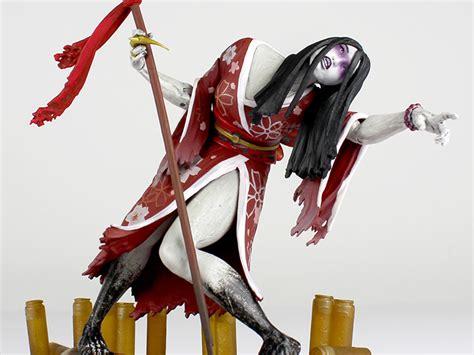 Sale Stelan Hisako T3010 2 killer instinct 6 quot figure wave 01 hisako