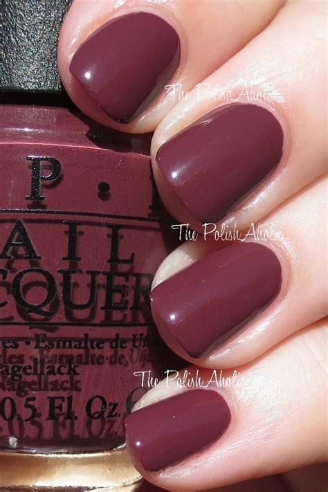 most popular purple gel nail color opi spring summer 2014 brazil collection opi scores a goal