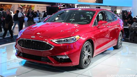 who designed the ford fusion 2017 ford fusion v6 sport design and discussion