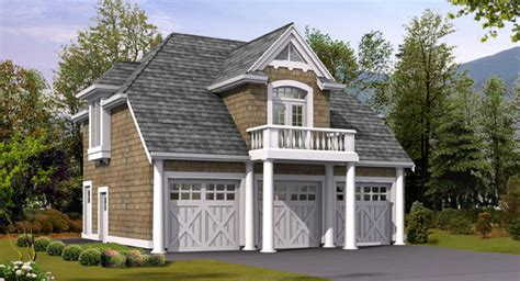 Home Design For Extended Family 8 Detached Garages Every Dreams Of Dfd House Plans
