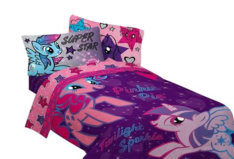 my little pony comforter my little pony twin bedding stars are out comforter sheets