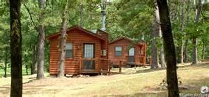 oklahoma state parks rental cabins