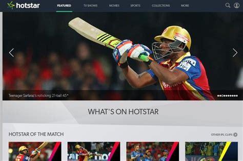 epl hotstar hotstar gets over 100 million views for ipl 8 livemint