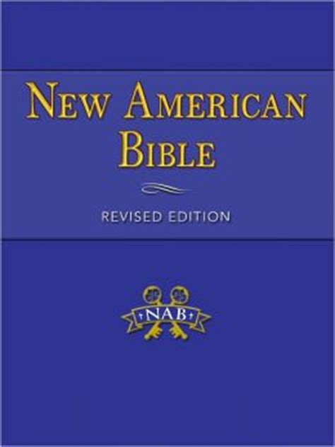 Christian Doctrine Revised Edition bible new american bible revised edition 2011 nabre