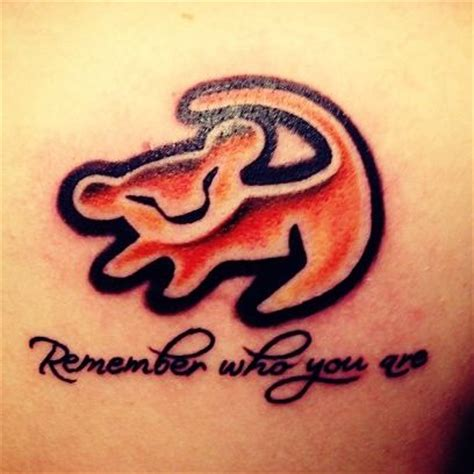 lion king tattoo the world s catalog of ideas