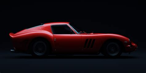 Ferrari 250 Gto Art Of Si Radcliffe