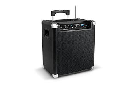 Speaker Portable Wireless Ps 154pp4 Mic Handle ion audio block rocker ipa56d portable bluetooth