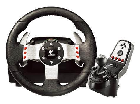 volante logitech ps3 logitech 941 000092 g27 usb racing wheel refresh pc